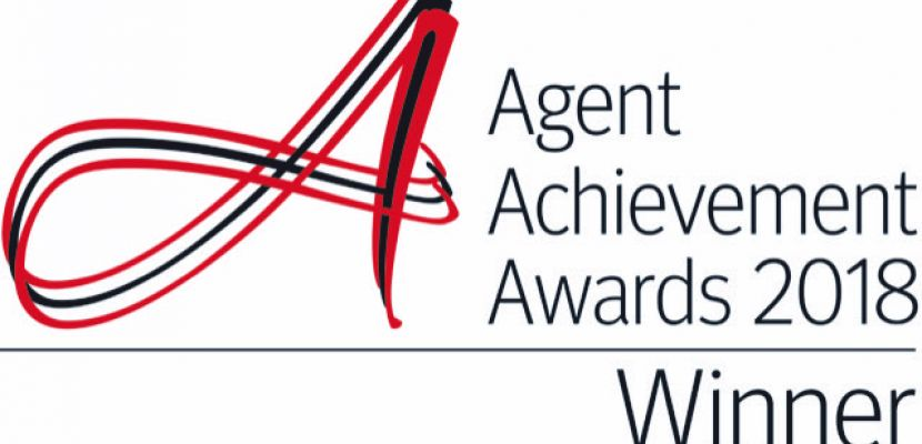 Agent Achievement Award Winners