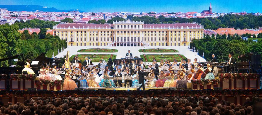 Christmas Concert In Vienna 2020 Andre Rieu Concerts 2020 ON SALE: André Rieu's 2020 Vienna Concert   C The World