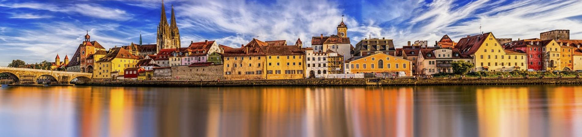 European River Cruise itinerary